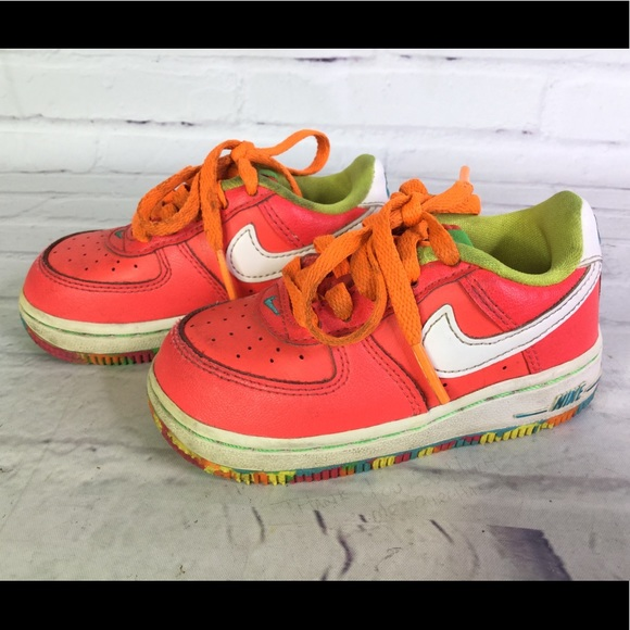 Nike Air Force Low Gs Fruity Pebbles